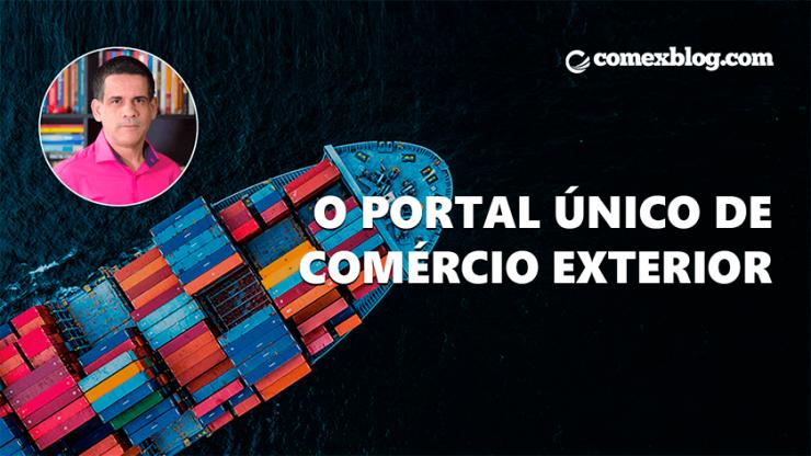 Portal Único de Comércio Exterior